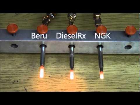 DieselRx Glow Plug Comparison