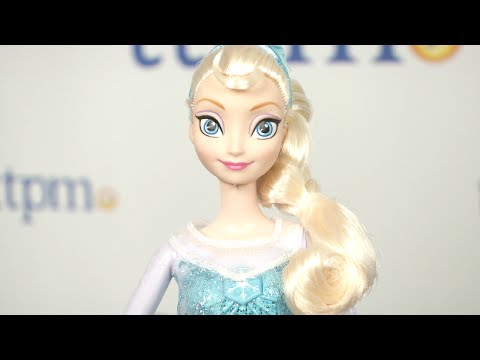 Disney Frozen Singing Elsa from Mattel