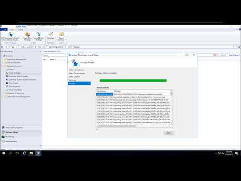 Creating Driver Packages Using The Dell Command Intergration
