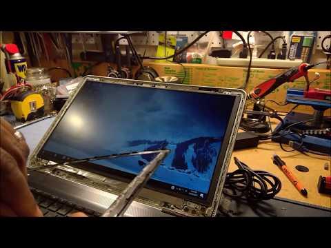 Life Hacks 1: HP Pavilion 15z-aw000 Laptop Screen Repair