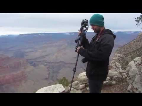 Panasonic GH4 Timelapse Tutorial and Demo Videos at The Grand Canyon