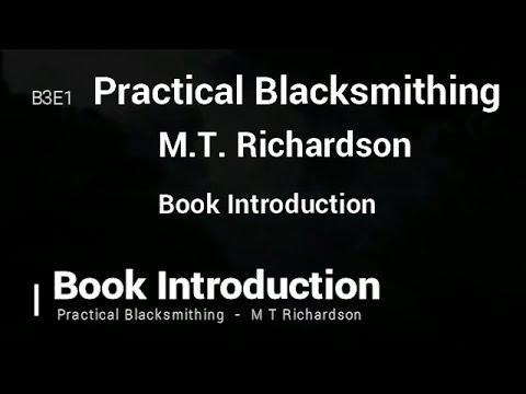 Blacksmithing - Back To The Basics - B3E1 - Book Introduction