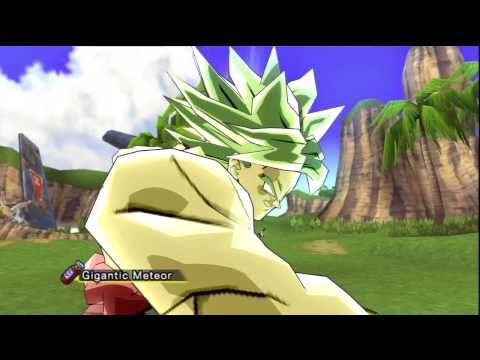 Dragon Ball Z Budokai 3 HD Collection - Broly Vs Dabura [HD]