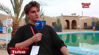 امريكي يحكي قصته تعلمه الدارجة المغربية وسبب استقراره في المغرب
