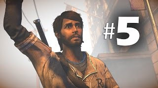 The Walking Dead Season 3 A New Frontier Episode 4 Gameplay Walkthrough Part 5 - Thicker than Water