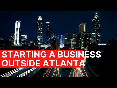 Starting a Car business outside of Atlanta
