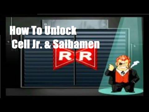 DBZ Budokai 3: How To Unlock Cell Jr. & Saibamen