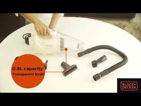 BLACK+DECKER VH801 Vacuum Cleaner