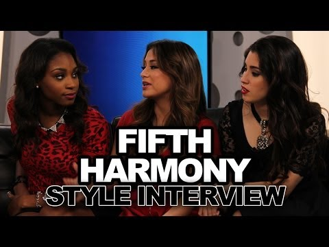 Fifth Harmony Describes Each Other's Style & Fashion