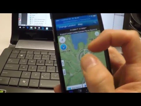 DIY Map GPS, how to load offline maps to you Apple iphone or ipad