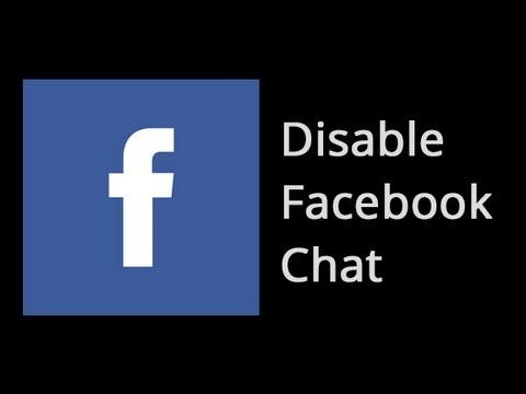 How To Disable Facebook Chat Permanently (2014 Working Trick)