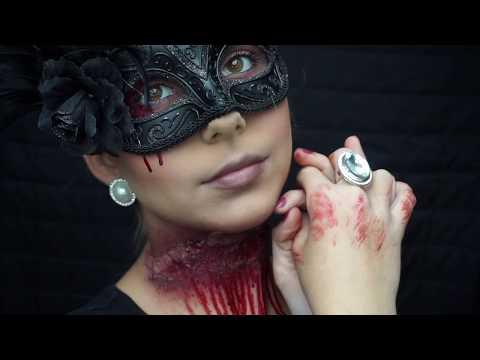 Halloween Makeup: Bloody Carnaval