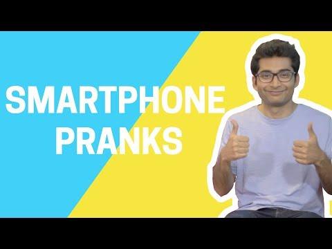 Best SmartPhone Pranks This April Fool Day