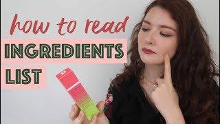 Download Kozmetik İçerikler 1. Bölüm │ İçerik Listesi Nasıl Okunur? │ Doğal & Sentetik İçerikler 🔍 Video