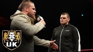WALTER's volatile negotiations with Joe Coffey: NXT UK highlights, Dec. 5, 2019