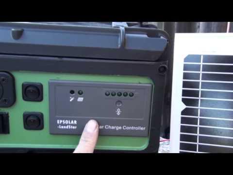 Battery Box, simple portable power