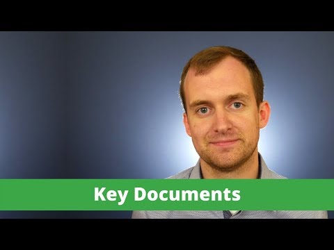 Irish PAYE Guide. Key Documents.