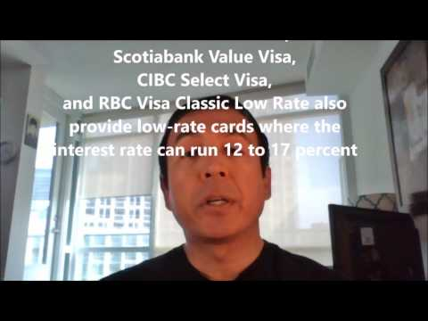 Can This Possibly Be The Lowest Interest Rate Credit Card in Canada by Financial Author Ahmed Dawn