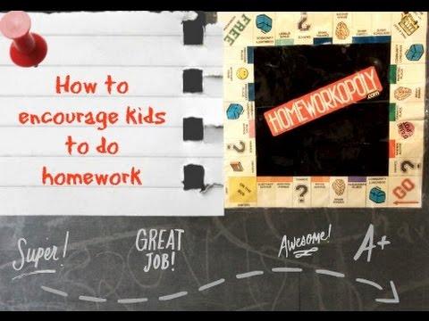 HOW TO MAKE HOMEWORK FUN: Homeworkopoly | Mandi makes
