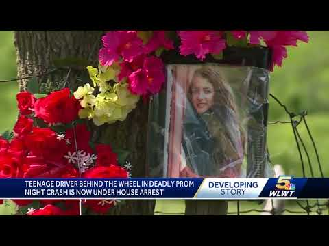 Teen driver in deadly prom crash under house arrest