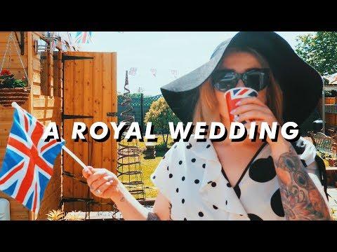 ROYAL WEDDING INNIT