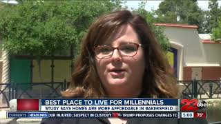 Download Bakersfield rated best place to live for millennials Video