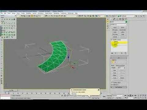 creating ramp with 3dsmax