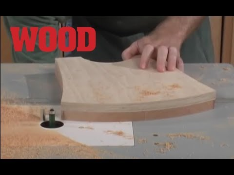 Make Identical Project Parts with Router Templates - WOOD magazine