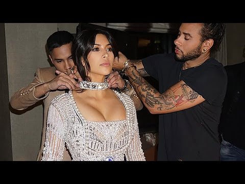 Kim Kardashian Shows Backup Met Gala Dresses