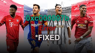 How To Fix Error 0xc000007b in pes17 - myvideoplay com Watch and