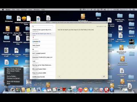How to get to library folder on a Macbook