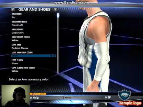 NBA 2k14 Ep1.(kreiranje igraca)