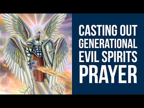 PRAYER TO REMOVE GENERATIONAL CURSES (GENERATIONAL EVIL SPIRITS)  ✅
