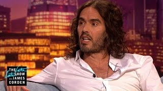 Russell Brand Once Auditioned for a Boy Band