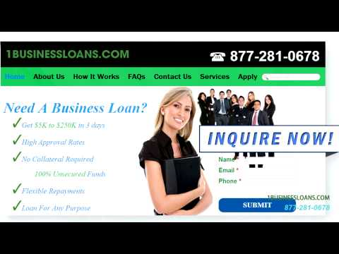 How to Qualify and get a Small Business Loan
