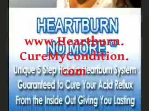 Acid Reflux Treatment - Heartburn No More Review - Does It Really Work Or Is It A Scam?