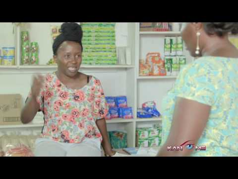 Comedy - Kansiime Anne - Less Balance Cover