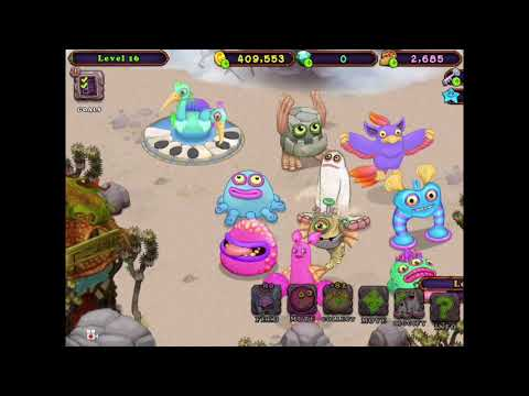 How To Breed The Riff On My Singing Monsters