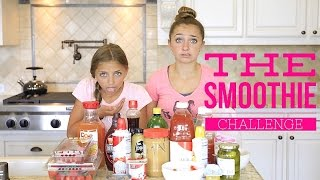 Download The Smoothie Challenge | Brooklyn and Bailey Video