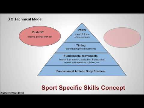 PSIA's XC Technical Model