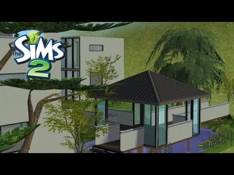 ♢ The Sims 2 ♢ Modern Lake House ♢