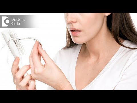 Treatment options for hairloss due to PCOD - Dr. Swetha S Paul
