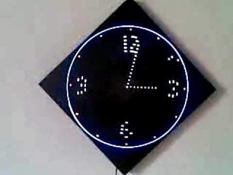 Propeller Clock pic 16f648a