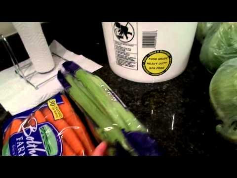 Veggies for Dogs Raw Food Diet #1