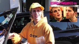 Justin Bieber Is Asked About Shane Dawson
