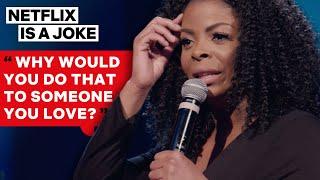 Janelle James Would Ruin a Public Marriage Proposal | Netflix Is A Joke