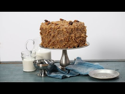 Coconut-Pecan Frosting | Southern Living