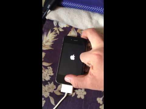 Reparar iPhone trabado en la manzana que se apaga y se prende solo