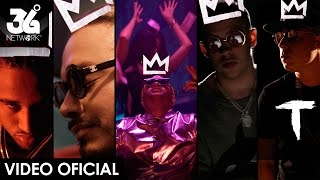 El Taiger Ft. Cosculluela, J Balvin, Bad Bunny & Bryant Myers - Coronamos (Remix 2) (Video Oficial)