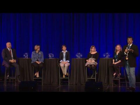 2015 Isaac Asimov Memorial Debate: Water, Water